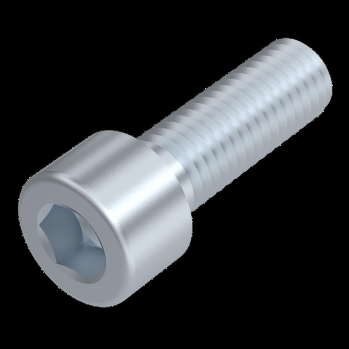 Zylinderschrauben M6x85 DIN 912 10 St/ück Festigkeit 12.9 mit Innensechskant schwarz