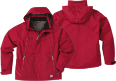 Cocona® Outdoor-Funktionsjacke 100963, rot, M
