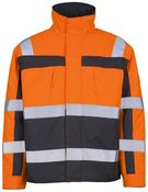 MASCOT TIMON PILOT JACKE, ORANGE/ANTHRAZIT, Gr. 3XL