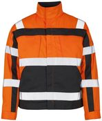 MASCOT CAMETA JACKE, ORANGE/ANTHRAZIT, Gr. 3XL